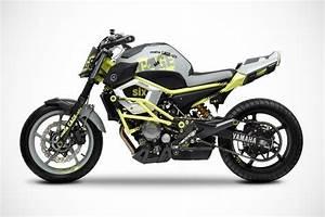 Yamaha Moto Cage Six Concept - Bonjourlife