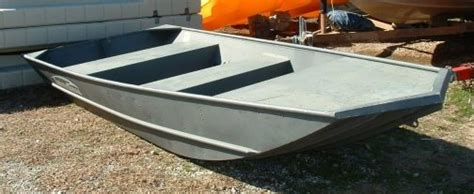 10ft Jon Boat Dimensions by Wooden Prams How To Build A Steel Jon Boat Glen L