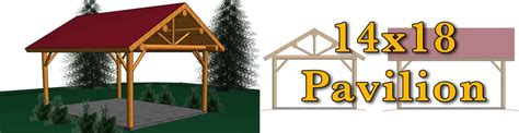 14x18 log pavilion meadowlark log homes