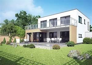 Fertighaus Mit Anbau : architektenhaus stockholm fertighaus mit flachdach und ~ Lizthompson.info Haus und Dekorationen