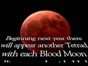 The Coming FOUR Blood Moons - YouTube
