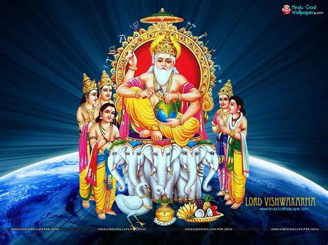 beautiful wallpapers god vishwakarma hd wallpapers