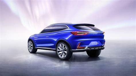 Roewe Vision E Concept Car Wallpaper | HD Car Wallpapers ...
