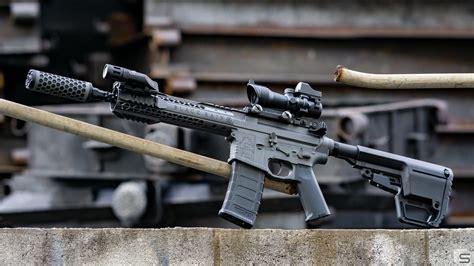 emg black rain ordnance bro spec licensed ar  airsoft aeg rifle color dark earth carbine