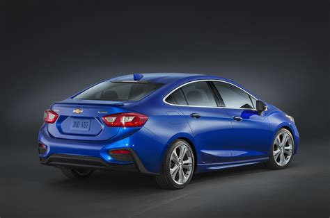 Chevy Cruise Diesel by 2016 Chevrolet Cruze Fuel Economy Released Cruze Diesel