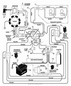 Craftsman Lt1000 Engine Schematic