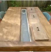 Make Outdoor Wood Table by Outdoor Tables Plans Woodworking Router Four Woodoperating Router Secrets