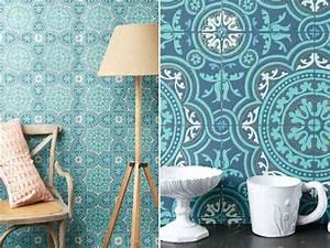 Carrelage motif oriental for Carrelage adhesif salle de bain avec grossiste de led