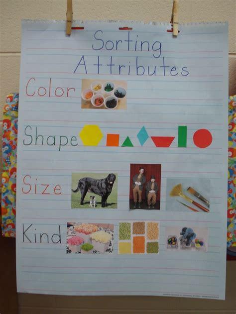 Math Sorting Activity For Kindergarten  Kindergarten Sorting By Attributesfree Math Worksheets