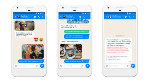 truecaller launches chat feature  combat fake news