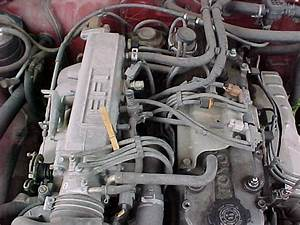 I Have Swap An 22 R E Engine Out Of A 1988 Toyota Pickup