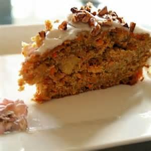 Carrot Pineapple Cake Recipe