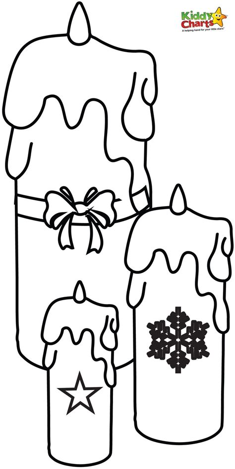 Search Results For Advent Wreath Colouring Template