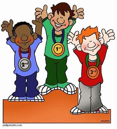 Ordinal Numbers Clipart Children Literature