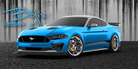 ford to unleash five custom mustang builds at the sema show