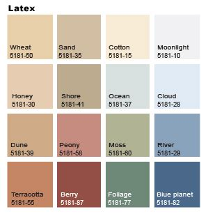 boomerang paint used it in almost every room of my home