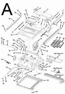 Ridgid Ts2400 Parts List And Diagram   Ereplacementparts Com