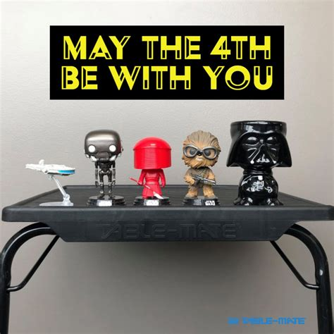 Happy Star Wars Day! #maythe4thbewithyou   Happy star wars ...