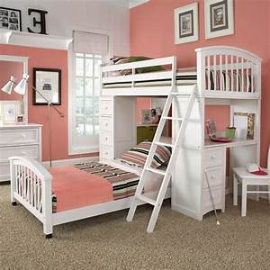 small girls bunk beds decorating ideas small room With choose design for bunk beds for girls