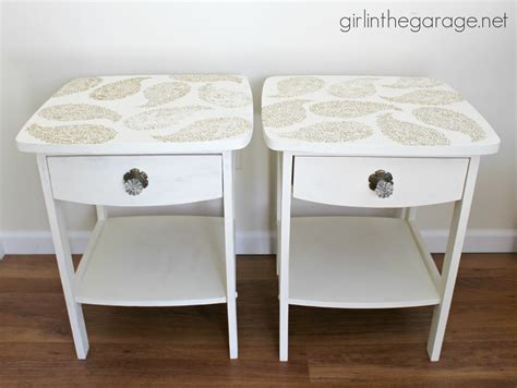 themed furniture pretty in paisley romance themed furniture makeover girl in the garage 174