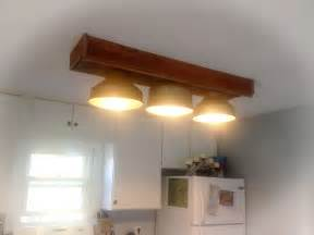 Rustic Kitchen Ceiling Light Fixtures