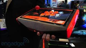 Mad Catz Arcade Fightstick For Xbox One Eyes On Video