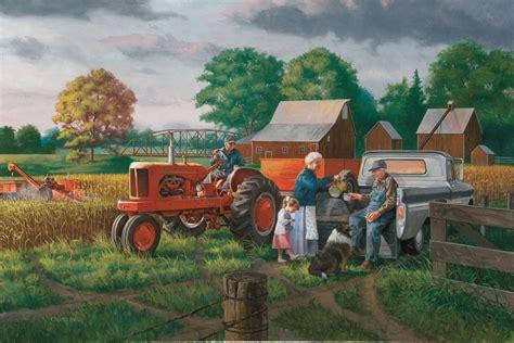 39 s farm print