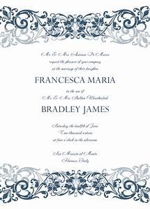printable wedding invitations templates theruntimecom With wedding invitations printing surrey