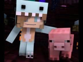 Minecraft Psycho Little Girl Sister