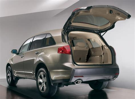 acura mdx review top speed