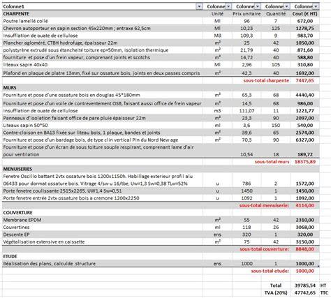 avis sur devis extension ossature bois 40m 178 40000 16 messages