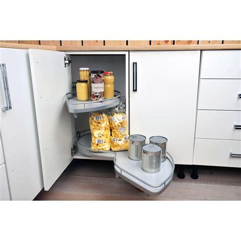 paniers coulissants pour meubles cuisine rangement coulissant 2 paniers tirant gauche pour meuble d