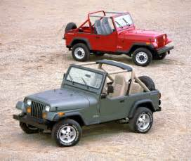 1988 jeep wrangler laredo jeep heritage 1986 1995 jeep wrangler yj the jeep