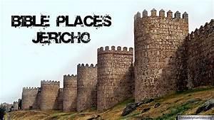 Bible Places  Jericho