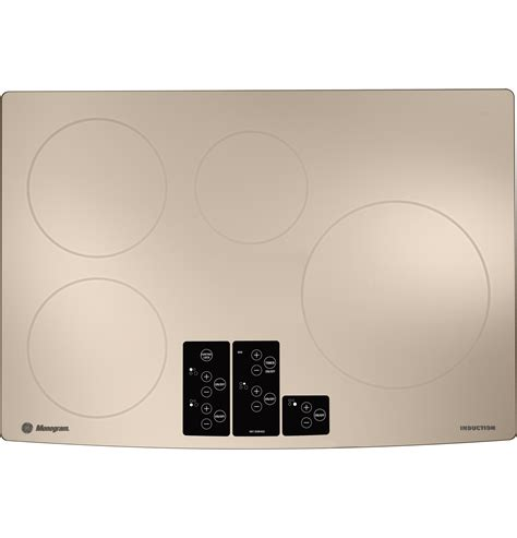 ge induction cooktop 30 monogram 174 30 quot induction cooktop zhu30rsrss ge appliances