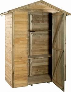 Meuble De Rangement Exterieur : meuble d exterieur bois ~ Teatrodelosmanantiales.com Idées de Décoration
