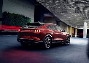 2021 Ford Mustang Mach-E Specs - New SUV Price