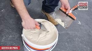 Enduit Exterieur Avant Peinture : comment r ussir l 39 enduit d 39 une cloison en ba13 avant ~ Premium-room.com Idées de Décoration