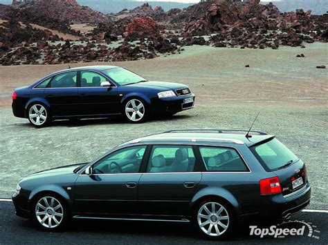 2004 Audi Rs6 Plus 2 Picture 1755 Car Review Top Speed