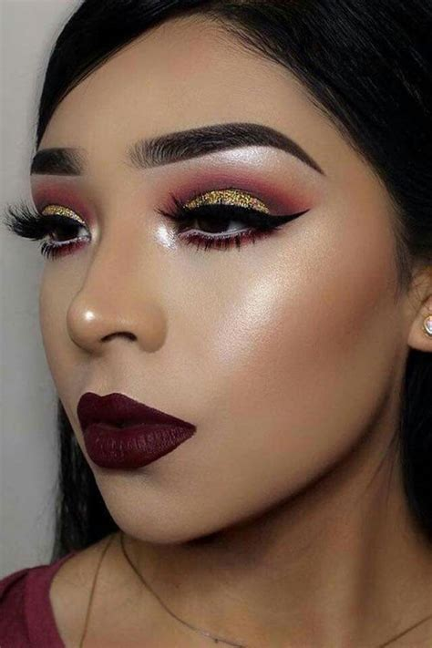 latest fall winter makeup trends   beauty tips   ideas
