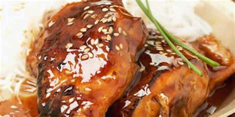 cuisiner cuisse de poulet cuisses de poulet au citron et au miel avec thermomix