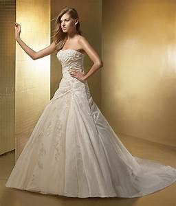 ivory color wedding dresses pictures ideas guide to With ivory colored wedding dresses