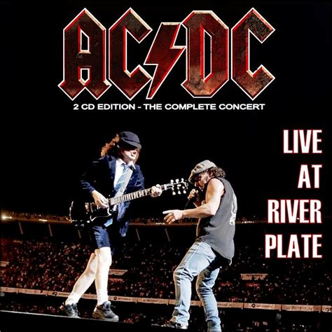 Live At River Plate - Disc 2 - AC / DC mp3 buy, full tracklist