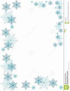 Snowflake Border Clipart for Free – 101 Clip Art