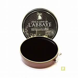 cirage pour cuir a la cire d39abeille de l39abbaye noir With cirage canapé cuir