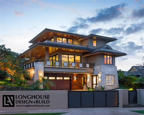 Home Design : Hawaii Architects And Interior Design Longhouse Design