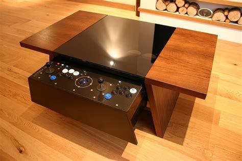Double 7 Contemporary Arcade Coffee Table  Liberty Games