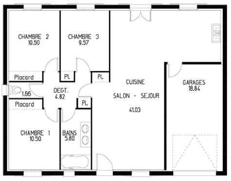 plan interieur maison gratuit construire sa maison discount avec un constructeur 224 bas prix