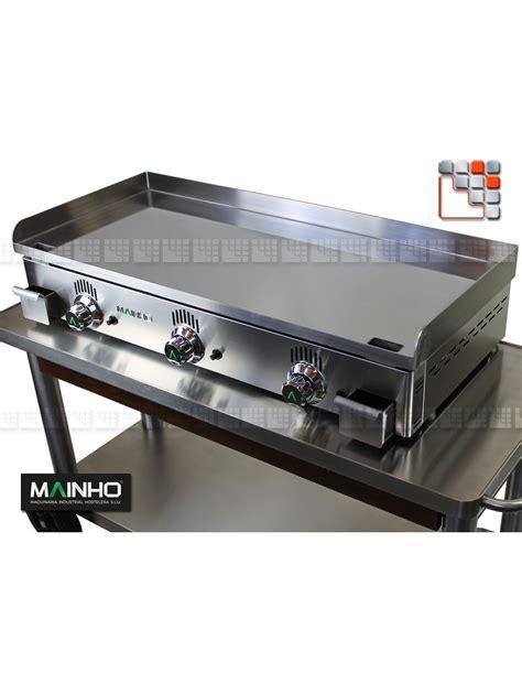 cuisiner la plancha gaz plancha gaz ns 100 mainho