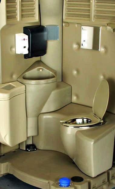 Deluxe Luxury Plastic Chemical Toilets